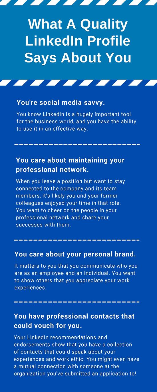 How Your LinkedIn Profile Can Help You Land a Job