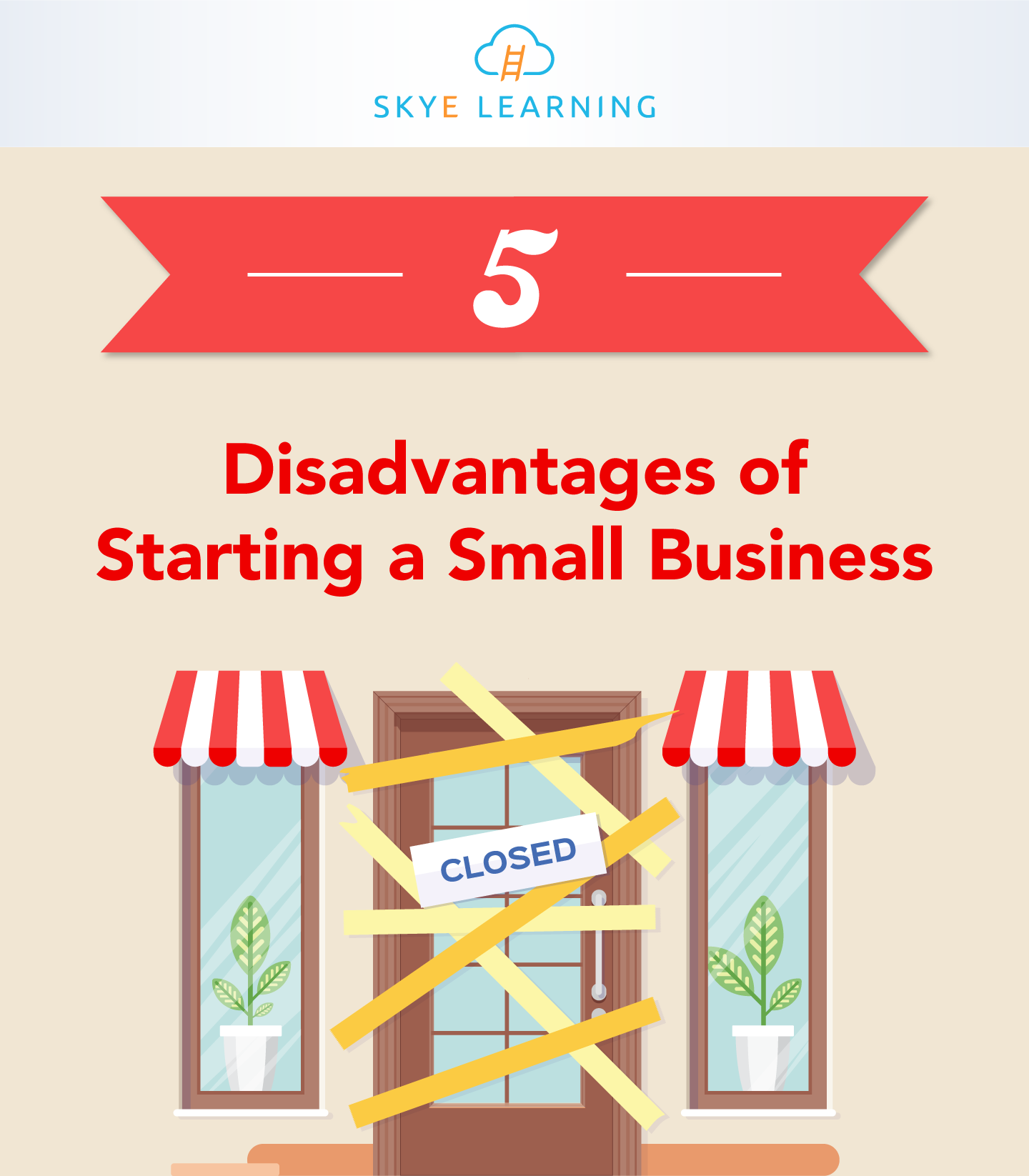 Disadvantages of Starting a Small Business