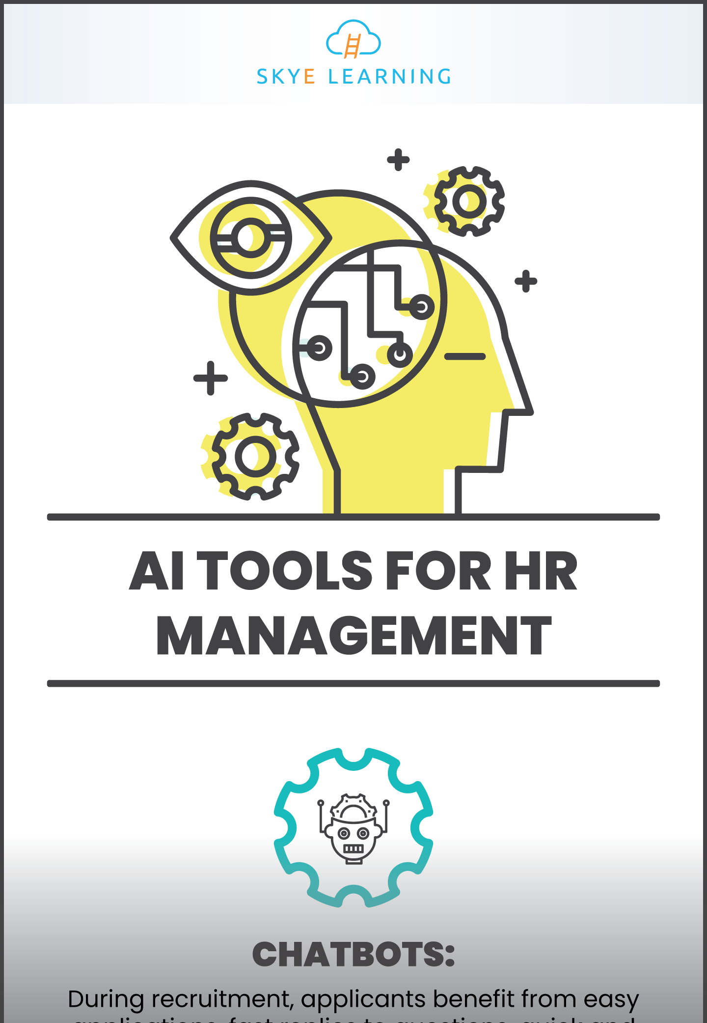 AI Tools for HR Management
