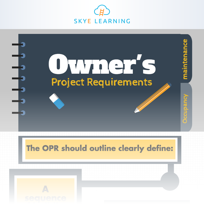 Owner's Project Requirements (OPR)