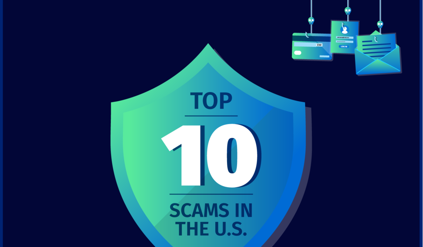 Top 10 Scams in the U.S.